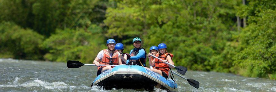 Kiulu Water Rafting